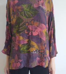 Tropska retro bluza