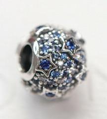 Pandora Sjajne Zvezdice srebro s925