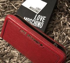 Moschino original novcanik