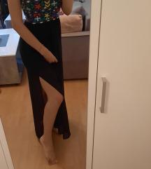 H&M duga letnja haljina