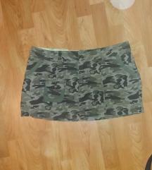 Military suknja