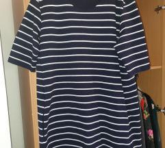SNIZENJE H&M BASIC haljina deblja za jesen