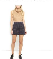 New Look karo suknja xs/s