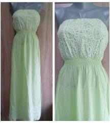 Zelena P..S.. top haljina od S do L