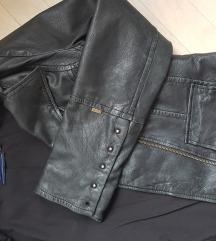 Kožna jakna MEXX