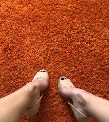 Puder roze sandale %%%