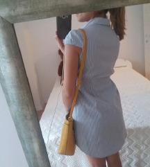 VELIKO SNIZENJE! C&A haljina kosulja vel XS/S