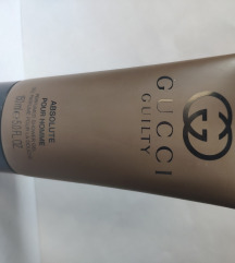 Gucci Guilty Absolute showergel