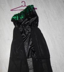 Prelepa mini haljina sa plaštom, za maskenbal