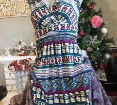 C&A nova haljina dugacka 36