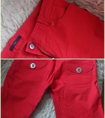 Sash crvene pantalone NOVE