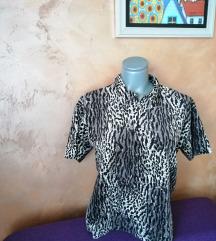 Plišana majica animal print