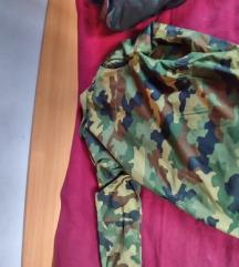Muška vojnička jakna