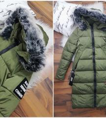 Italy S/M zimska jakna NOVO