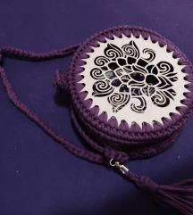 Pletena turbica Hand made