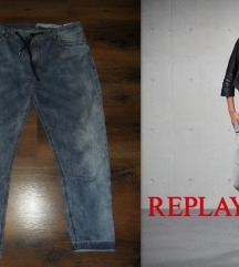 REPLAY One Off, baggy jeans! Kao nove!!