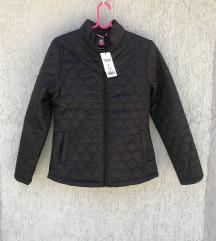 Chicoree crna jakna sa etiketom, M, novo
