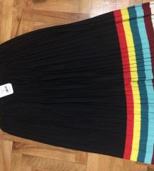 Nova midi suknja