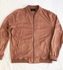 Nova Zara suede jakna