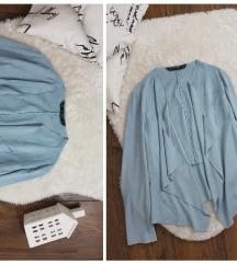 Zara * S * velur jakna * kao NOVO