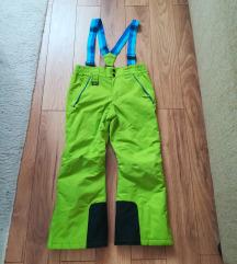 CRANE ski pantalone na tregere 134 /140