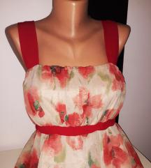 Click Fashion cvetna haljina