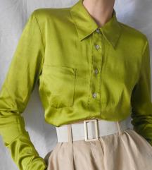 rez Donna Karan New York svilena kosulja