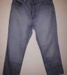 Teddy's jeans 3/4 farmerke