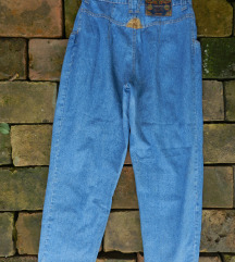 Wrangler vintage farmerke visokog struka L/XL