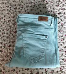 Zara mint pantalone