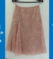 A kroja, lagana, midi letnja suknja S