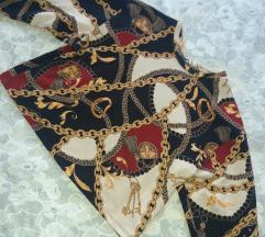 Zara duks, crop top, velicina M