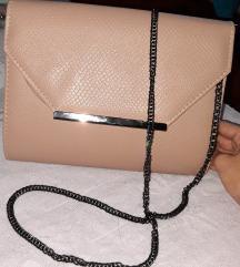 Puder roze torbica DOGOVOR