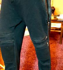 Unisex trenerka sa ziperima i skr dzepovima l vel