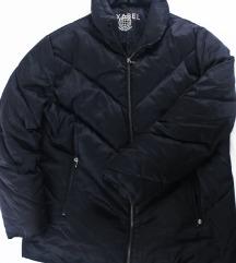 Ženska zimska jakna Exabel 5573 XL/46/48 crna