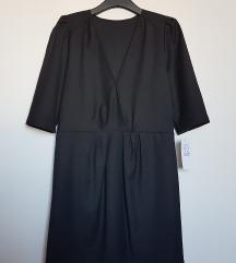 SNIŽENO! Crna haljina sa etiketom