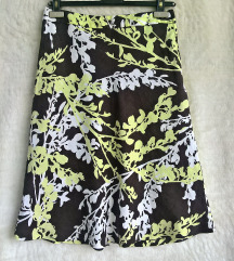 H&M lanena suknja