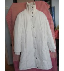 Nemacka bela zimska jakna br. 38
