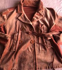 Sonia Rykiel  vintage plišana jaknica