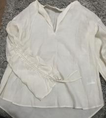 Krem košulja dugih rukava H&M 700 RSD