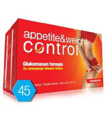 STRONG NATURE APPETITE & WEIGHT CONTROL
