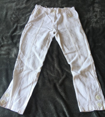 🔝AKCIJA Lanene pantalone MONA