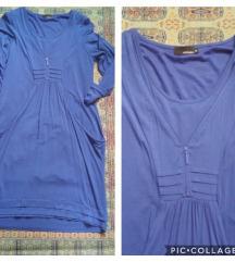%%%Plava haljina
