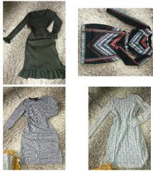 4 haljine