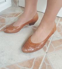 OSWALD Austria kozne pletene cipele nove 38
