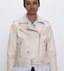 Zara kožna jakna, nova kolekcija 2020