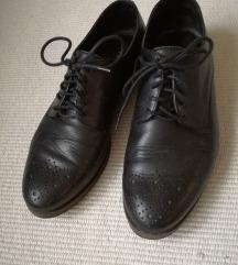 Italijanske kozne Oxford cipele