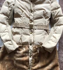 PAOLA FRANI ORIGINAL jakna sa krznom 42 ili S