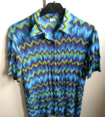 Delirijumska plava košulja
