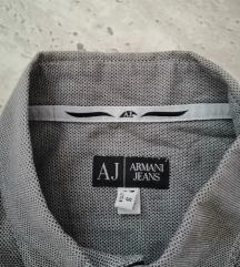 ARMANI jeans muška slim fit kosulja S